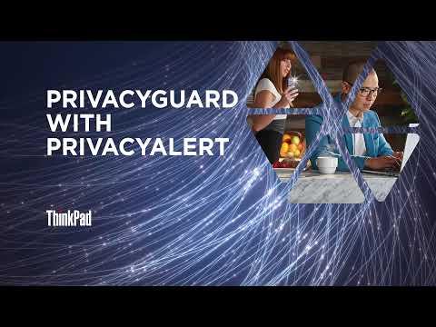 Công nghệ PrivacyGuard  Lenovo thinkpad x390