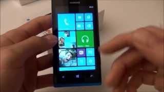 Recensione completa di Huawei Ascend W1 con Windows Phone 8 Per maggiori info: http://www.windowsteca.net/?p=40038