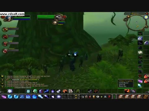 LITION WOW PRIVATE SERVER INSTO 70!