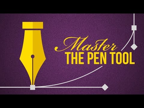 Master The Pen Tool In 30 Minutes | Photoshop In-Depth Tutorial