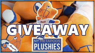 GIVEAWAY - FREE ENTRY! MR. METAPOD PLUSHIES AVAILABLE NOW! LIMITED QUANTITY by aDrive