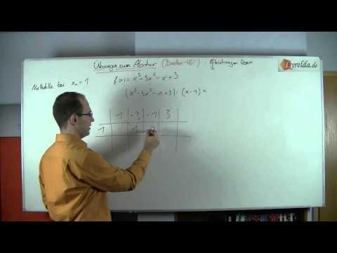 Gleichungen-4