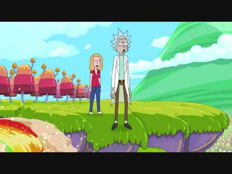 Rick and Morty Season 3 Episode 9 commentary (audio only)