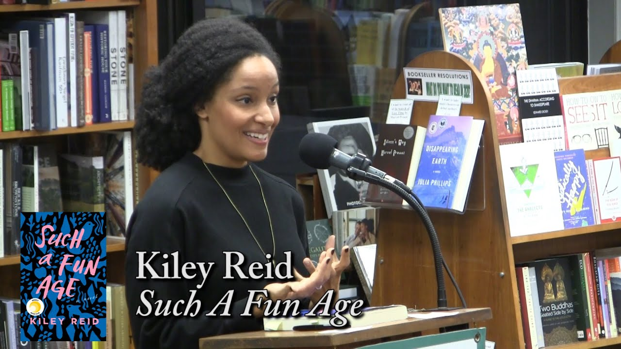 "Kiley Reid, ""Such a Fun Age"""
