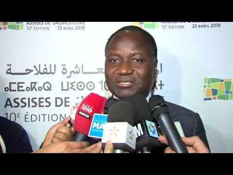 Les relations entre le Maroc et la côte d'Ivoire sont au beau fixe (ministre ivoirien)