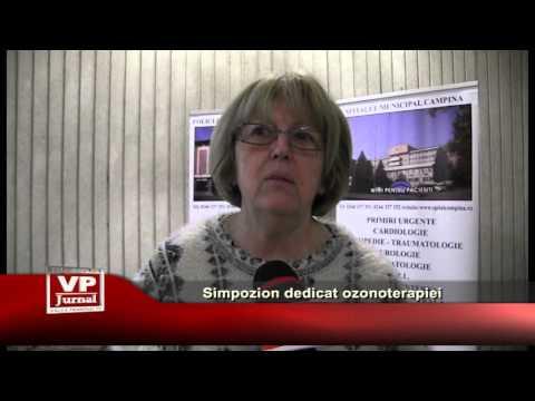 Simpozion dedicat ozonoterapiei
