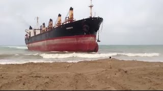 Video TOP 5 SHIPS CRASHING INTO SHORE MP3, 3GP, MP4, WEBM, AVI, FLV Desember 2018