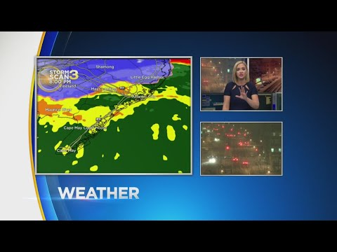 Lauren's Saturday 8 PM Weather Update 2/17