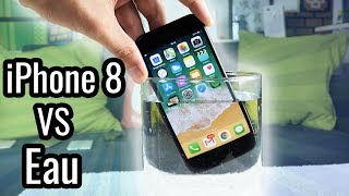 Video iPhone 8 VS Eau : Test Waterproof ! MP3, 3GP, MP4, WEBM, AVI, FLV Oktober 2017