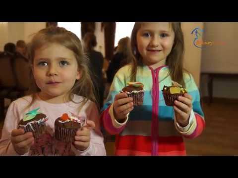 Kulinarne warsztaty zdobienia słodkich babeczek i ciasteczek