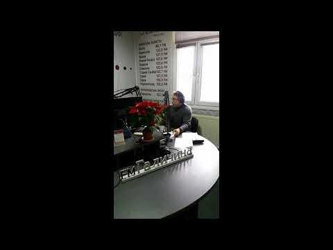 Олесь Дяк на радіо Галичина FM