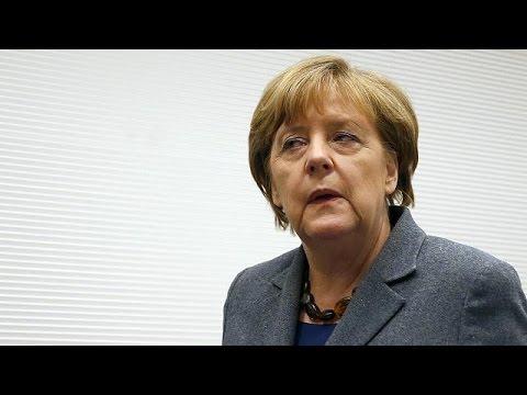 AB - Türkiye Zirvesi öncesi Merkel'e istifa çağrısı