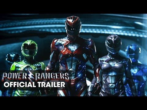 Watch Second Trailer For the Power Rangers Movie
