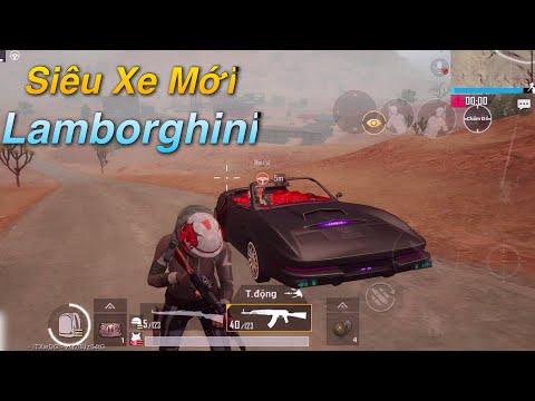 PUBG Mobile   Đi Thử Siêu Xe Lamborghini Cực HOT - Khi Quá Đông Người Ăn Thính √ - Thời lượng: 12 phút.
