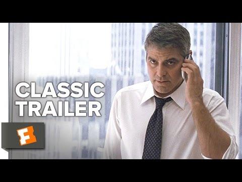 Michael Clayton (2007) Official Trailer - George Clooney, Tilda Swinton Movie HD