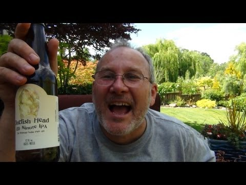 Beer Review 159: 120 Minute IPA – Dogfish Head (Funny Review)