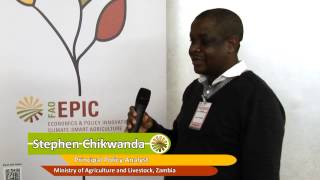 Policy Makers And Researchers Talk About The Importance Of Climate-Smart Agriculture