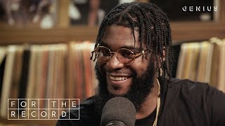 Big K.R.I.T. Talks New Album 'K.R.I.T. IZ HERE' & J. Cole Collab | For The Record