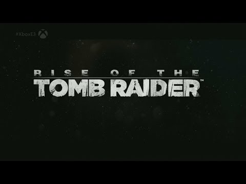 Trailer na Rise Of The Tomb Raider