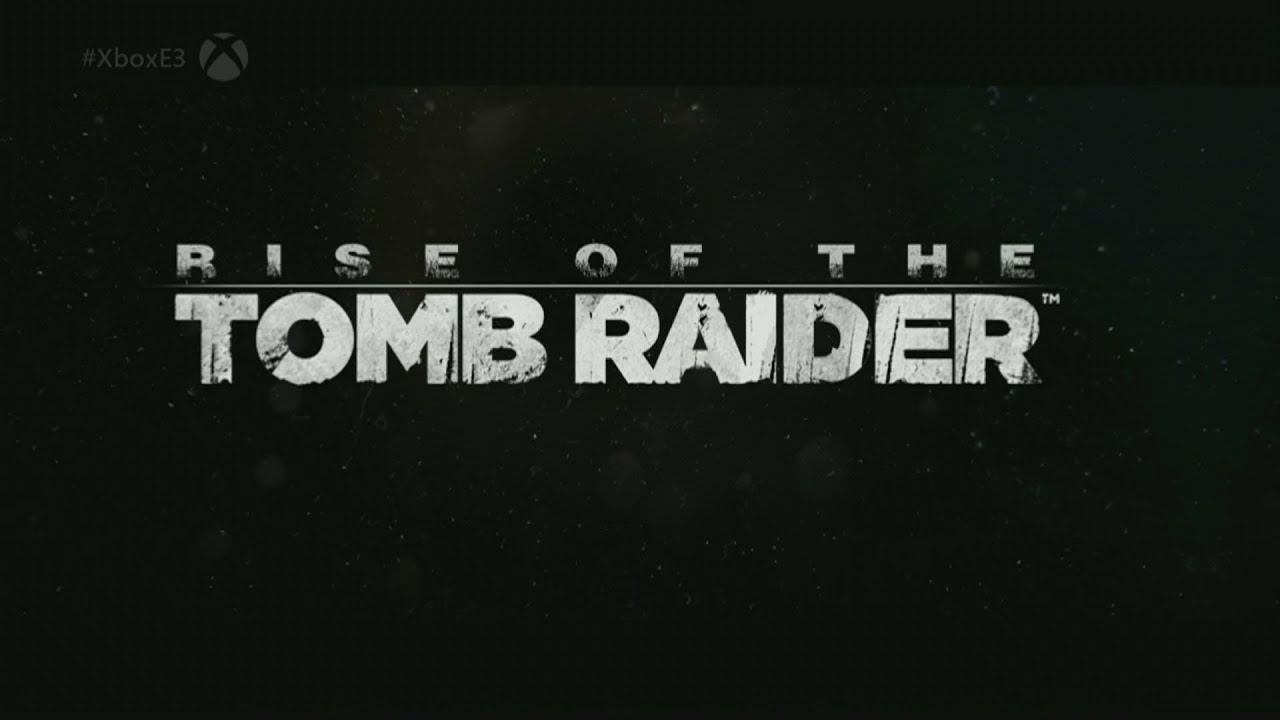 [E3 2014] Rise of the Tomb Raider (Reveal Trailer)