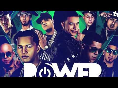 Benny Benni - Power REMIX ft. Daddy Yankee & Various