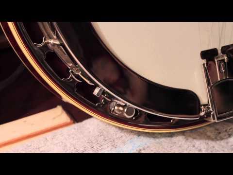 Recording King USA Series M5 Banjo