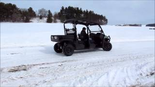 3. 2012 John Deere 550 S4 Gator utility vehicle  for sale | sold at auction March 24, 2014