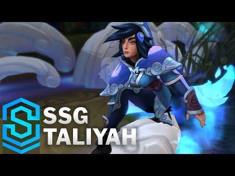 SSG Taliyah