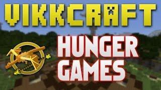 "Minecraft Hunger Games #261 ""AVENGER!"" with Vikkstar123, Nooch&Ashley"