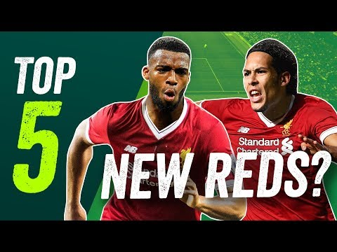 Liverpool Transfers: Van Dijk, Keita IN, Coutinho OUT?