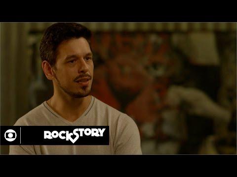 Rock Story: capítulo 153 da novela, sábado, 6 de maio, na Globo