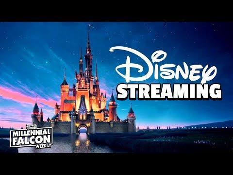 The Best Disney Streaming Service Show Ideas - Millennial Falcon w/ Maude Garrett