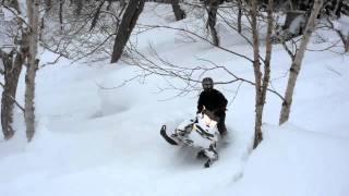 4. 2012 Ski-Doo Freeride 800R E-TEC  2012  1 22  スノーモービル