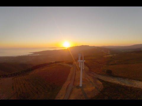 Muros Drone Video