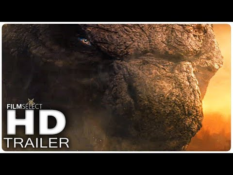 GODZILLA 2: King of the Monsters Trailer 2