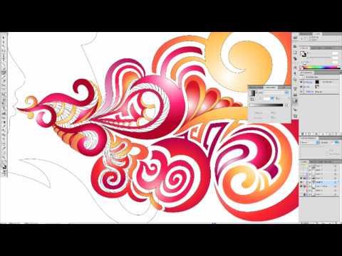 Digital Art in Illustrator CS4
