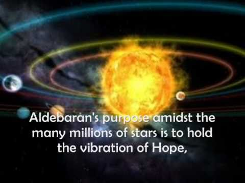 Aldebaran - For more information about Aldebaran and the Stellar Code, visit: http://humanityhealing.net/2010/10/stellar-code-aldebaran Video Information ©2010 Humanity ...
