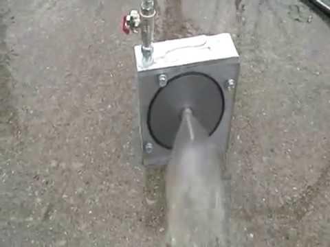 Tesla Water Turbine