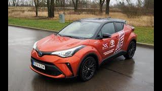 """AutoMedia Latvia"" tests: uzlabotais ""Toyota C-HR 2020"" ar jauno 2.0 Hybrid sistēmu"