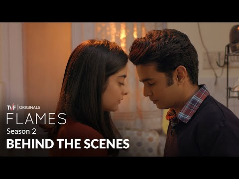 FLAMES Season 2   Behind The Scenes   Watch all episodes on TVFPlay