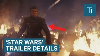 Video 10 things you missed in the new 'Star Wars: The Last Jedi' trailer MP3, 3GP, MP4, WEBM, AVI, FLV April 2018