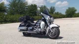 8. Used 2012 Harley Davidson Electra Glide Ultra Limited Motorcycles for sale  - Crystal River, FL