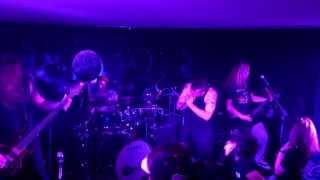 Video HELLSTRIKE -V obětí chemie(live)
