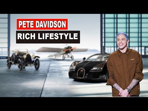 Pete Davidson's Lifestyle 2020 ★ Girlfriend, Net worth & Biography