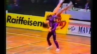 Finale A-Klasse - World Masters Wien 1989.