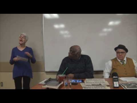 gay history - The Portland Gay Press - Rupert Kinnard & Renee LaChance Presented by History of Social Justice Organizing on 1.23.14 Positive coverage of LGBT issues and ev...