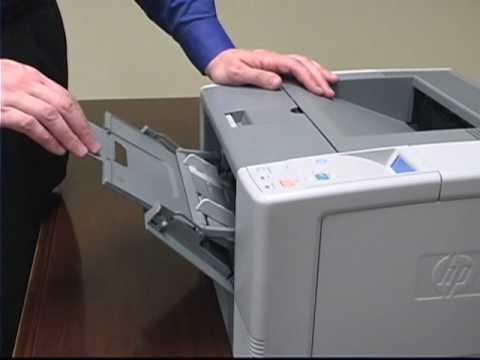 HP LaserJet 2420 Printer Overview
