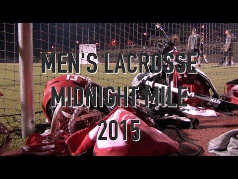 Lynchburg Men's Lacrosse Midnight Mile