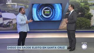 Prefeito eleito de Santa Cruz do Rio Pardo fala dos projetos para o mandato