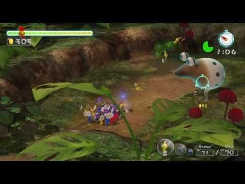 Pikmin 3 Delayed Until Q2 2013, Gets New Trailer